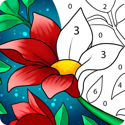 Paint by Number: Free Coloring Games – Color Book 1.12.1 (MOD, Unlimited Money)