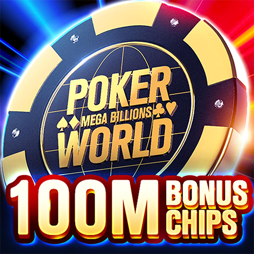 Poker World Mega Billions 2.101.2.101 (MOD, Unlimited Money)
