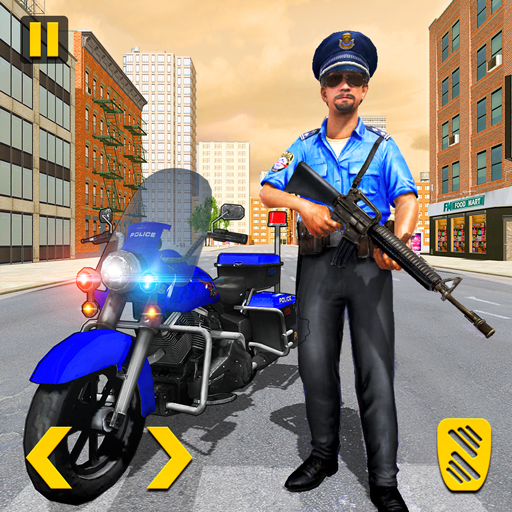 Police Moto Bike Chase Crime Shooting Games 2.0.16 (MOD, Unlimited Money)