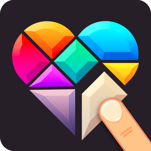 Polygrams – Tangram Puzzle Games 1.1.44 (MOD, Unlimited Money)