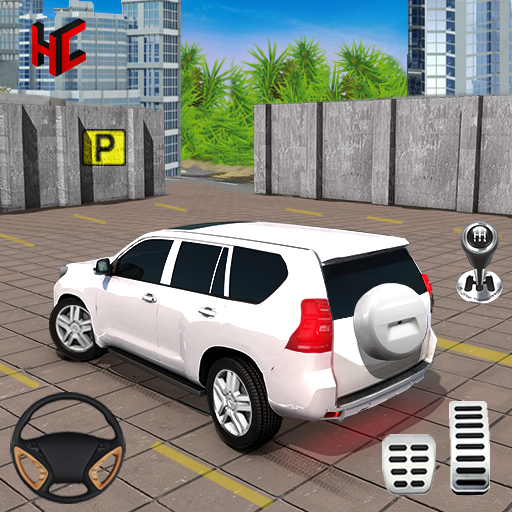 Prado luxury Car Parking: 3D Free Games 2019 7.0.1 (MOD, Unlimited Money)