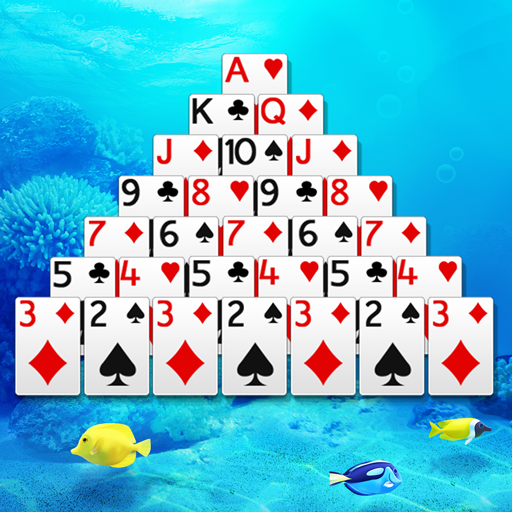 Pyramid Solitaire 2.9.501 (MOD, Unlimited Money)