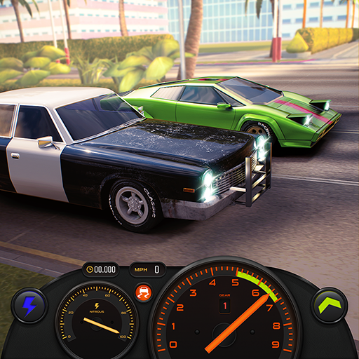 Racing Classics PRO: Drag Race & Real Speed 1.05.0 (MOD, Unlimited Money)