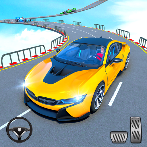 Ramp Car Stunts Racing: Stunt Car Games 1.1.5 (MOD, Unlimited Money)