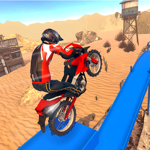Real Bike Stunts – New Bike Race Game 8.6 (MOD, Unlimited Money)