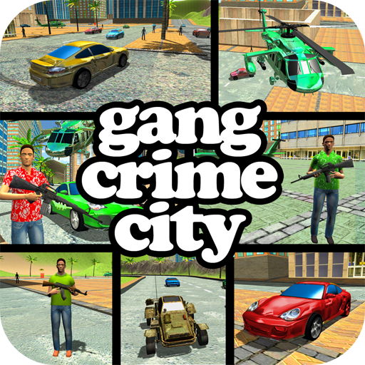 Real Gang Crime: Gangster City 2.4 (MOD, Unlimited Money)