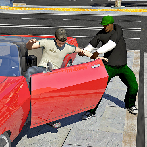 Real Gangsters Auto Theft-Free Gangster Games 2021 96.1 (MOD, Unlimited Money)