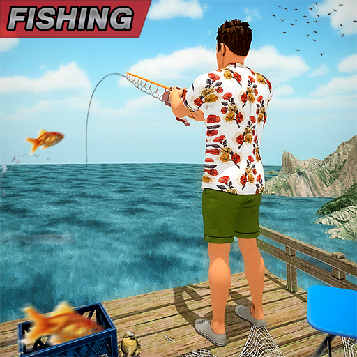 Reel Fishing Sim 2020 : Ace Fishing Game 2.0 (MOD, Unlimited Money)