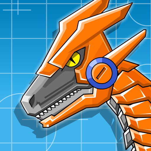 Robot Raptors Toy War 3.3 (MOD, Unlimited Money)