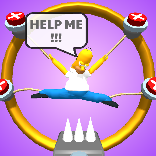 Save the Dude! Rope Puzzle Game 1.0.33 (MOD, Unlimited Money)