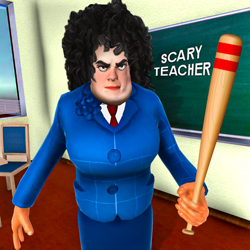 Scary Evil Teacher Games: Neighbor House Escape 3D 0.9 (MOD, Unlimited Money)