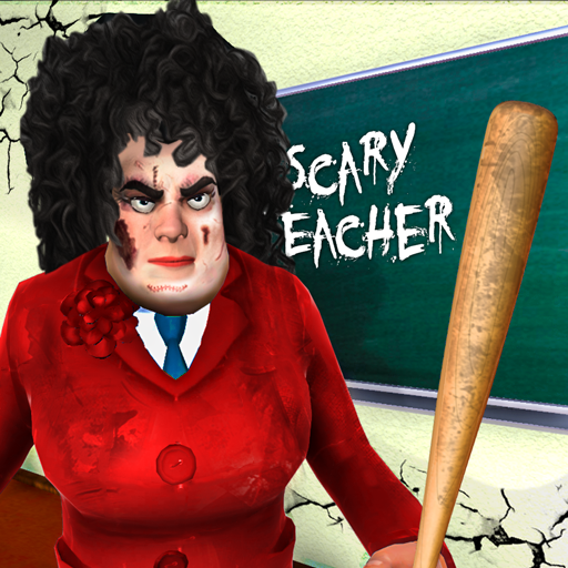 Scary Teacher Creepy Games: 3D Evil Teacher House 0.7 (MOD, Unlimited Money)
