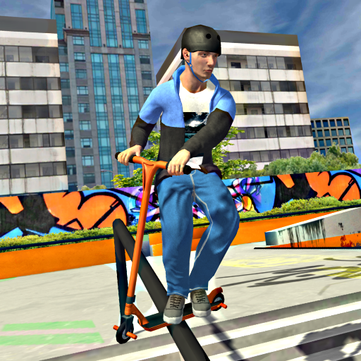 Scooter FE3D 2 – Freestyle Extreme 3D 1.29 (MOD, Unlimited Money)