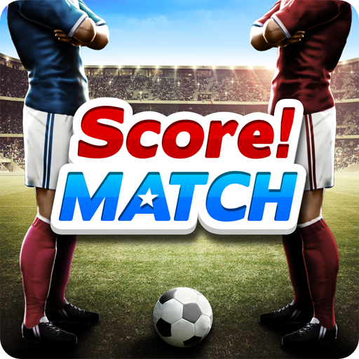 Score! Match – PvP Soccer 1.99(MOD, Unlimited Money)