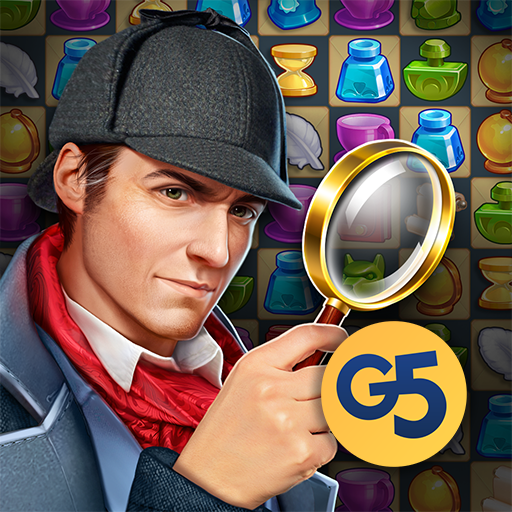 Sherlock: Hidden Match-3 Cases 1.3.302 (MOD, Unlimited Money)