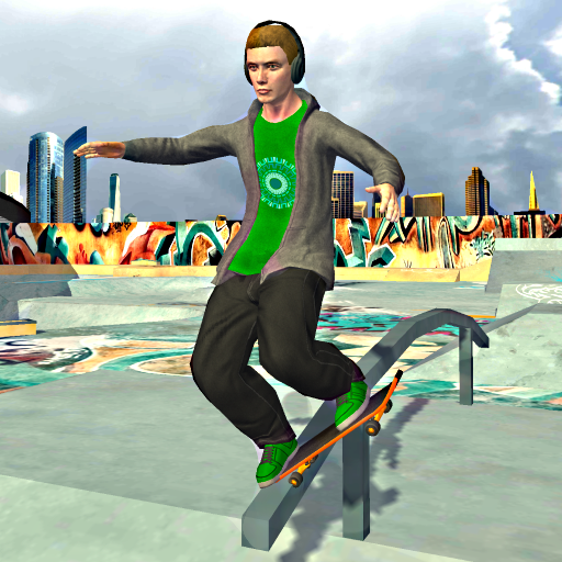 Skateboard FE3D 2 – Freestyle Extreme 3D 1.33  (MOD, Unlimited Money)