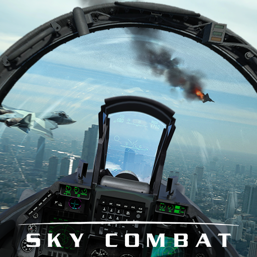 Sky Combat: war planes online simulator PVP 4.1 (MOD, Unlimited Money)