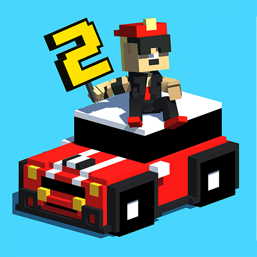 Smashy Road: Wanted 2  (MOD, Unlimited Money)1.22