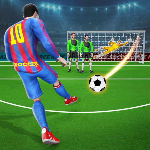 Soccer Kicks Strike: Mini Flick Football Games 3D 5.9 (MOD, Unlimited Money)