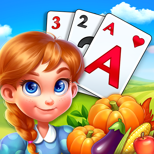 Solitaire Tripeaks: Farm Adventure 1.1009.0 (MOD, Unlimited Money)