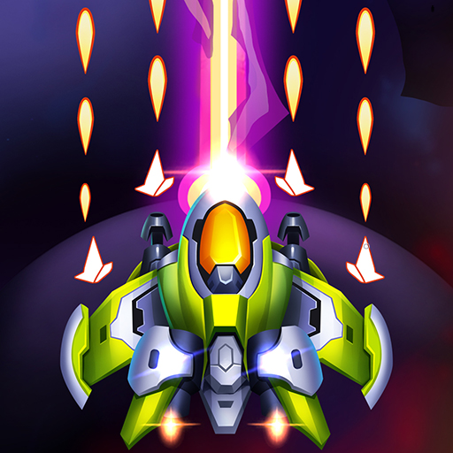Space Force: Alien Shooter War 1.4.2 (MOD, Unlimited Money)