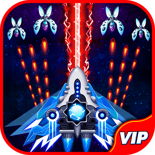 Space Shooter: Alien vs Galaxy Attack (Premium) 1.485 (MOD, Unlimited Money)