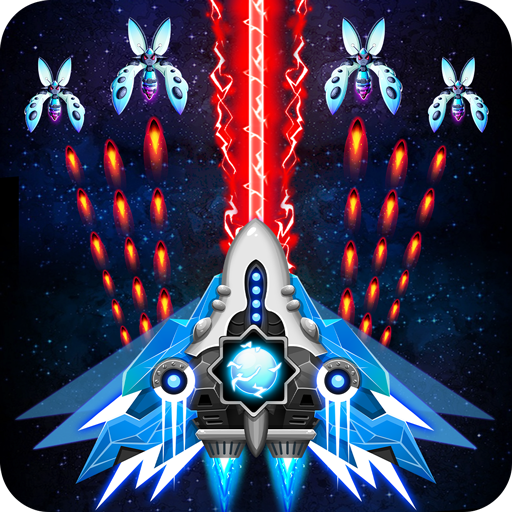 Space shooter – Galaxy attack – Galaxy shooter 1.495 (MOD, Unlimited Money)