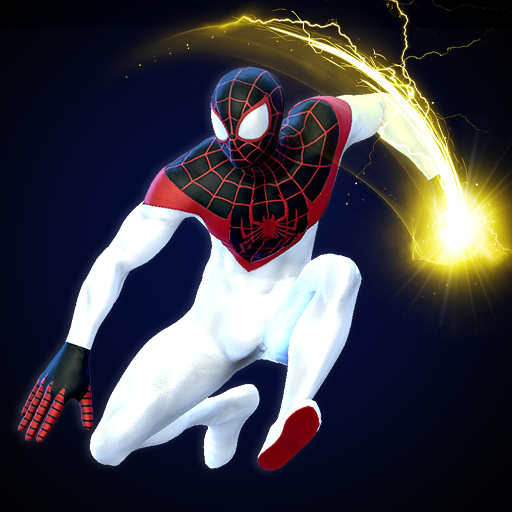 Spider Hero Rope Fight Ninja Gangster Crime City 7.0 (MOD, Unlimited Money)