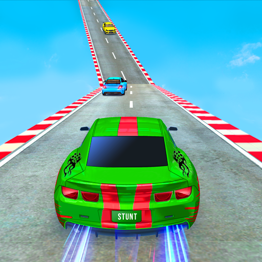 Sports Car Crazy Stunts 2020- Mega Ramp Car Games 5.1 (MOD, Unlimited Money)