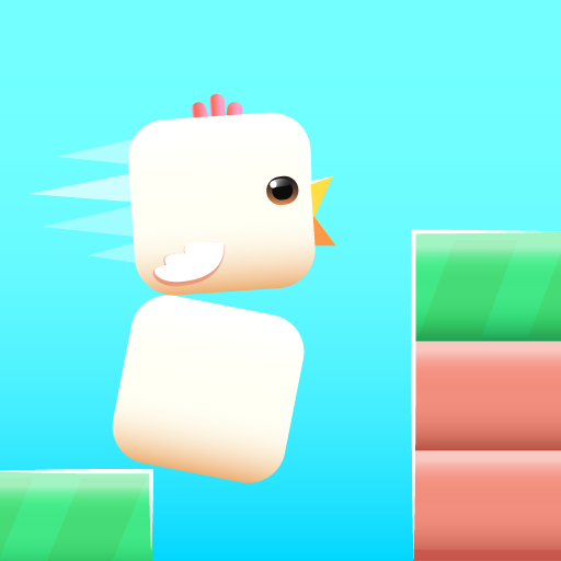 Square Bird 3 (MOD, Unlimited Money)
