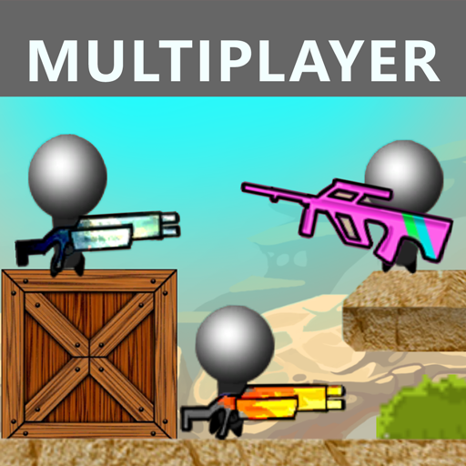 Stickman Multiplayer Shooter 1.093 (MOD, Unlimited Money)