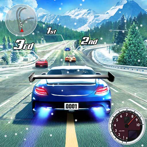 Street Racing 3D  (MOD, Unlimited Money) 7.0.9