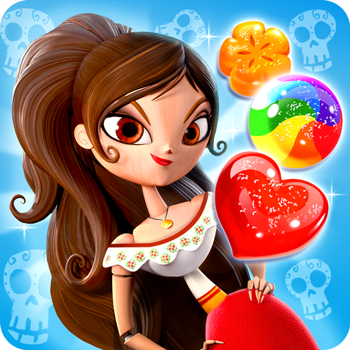 Sugar Smash: Book of Life – Free Match 3 Games. 3.107.203 (MOD, Unlimited Money)