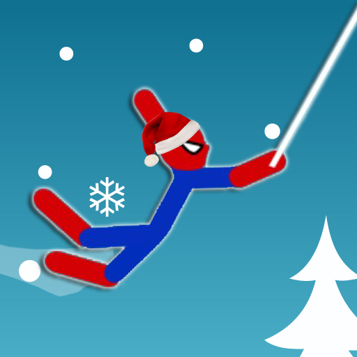 Super Hero Hook: Stickman Rope Swing 1.0.2 (MOD, Unlimited Money)
