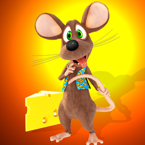 Talking Mike Mouse 210111(MOD, Unlimited Money)