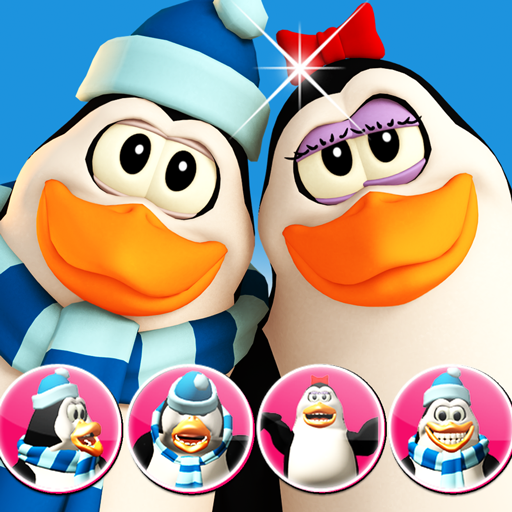 Talking Pengu & Penga Penguin – Virtual Pet 9 (MOD, Unlimited Money)