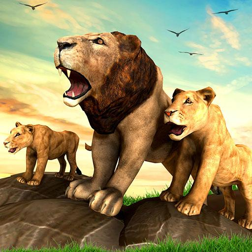 The Lion Simulator – Animal Family Simulator Game 1.3 (MOD, Unlimited Money)