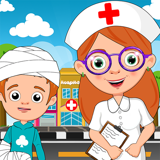 Toon Town: Hospital 3.2 (MOD, Unlimited Money)