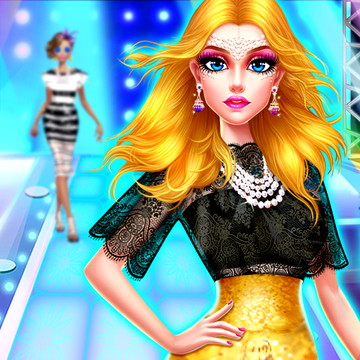 Top Model Makeup Salon 3.1.5038 (MOD, Unlimited Money)
