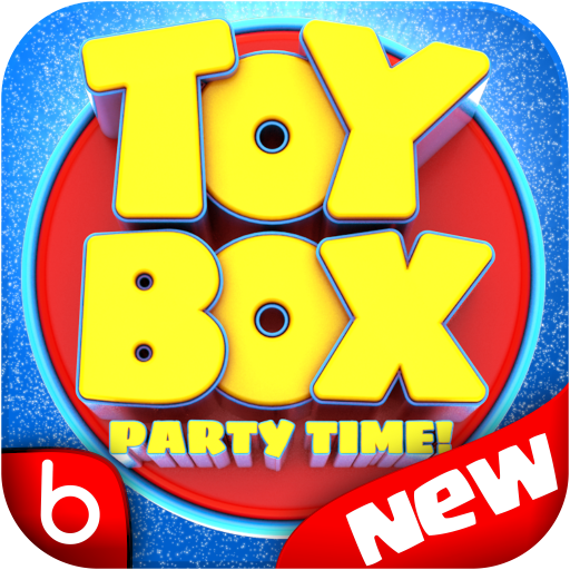 Toy Box Story Party Time – Free Puzzle Drop Game! 548 (MOD, Unlimited Money)