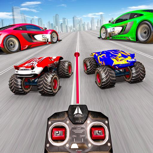 Toy Car Stunts GT Racing: Race Car Games 1.9 (MOD, Unlimited Money)