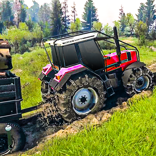 Tractor Pull & Farming Duty Game 2019 1.0 (MOD, Unlimited Money)