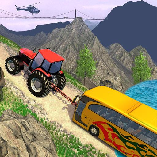 Tractor Pull Simulator Drive: Tractor Game 2020 1.14 (MOD, Unlimited Money)