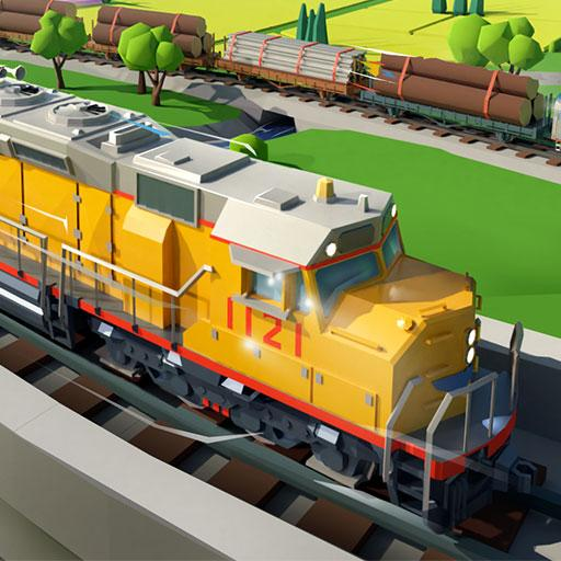 Train Station 2: Railroad Tycoon & City Simulator 1.33.0 (MOD, Unlimited Money)