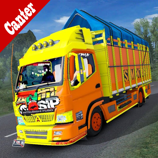 Truck Canter Simulator Indonesia 2021 – Anti Gosip 1.4 (MOD, Unlimited Money)