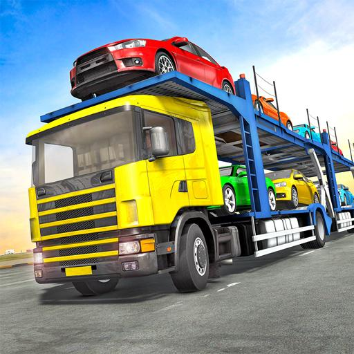 Truck Car Transport Trailer Games 1.10 (MOD, Unlimited Money)