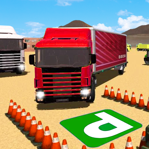 Truck Parking Adventure 3D:Impossible Driving 2018 1.2.1 (MOD, Unlimited Money)