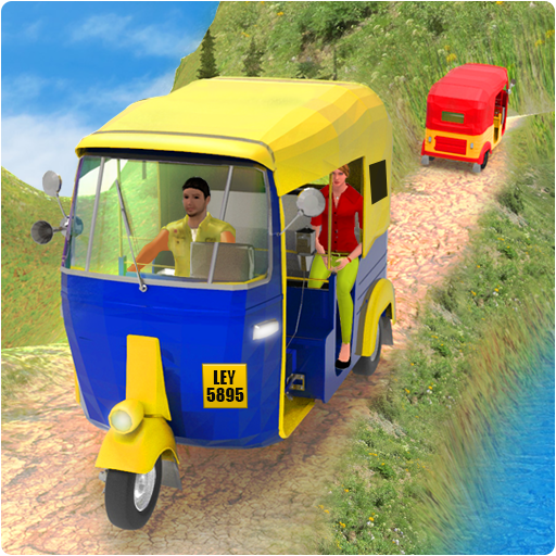 Tuk Tuk City Driving 3D Simulator 1.15 (MOD, Unlimited Money)