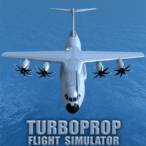 Turboprop Flight Simulator 3D 1.24 (MOD, Unlimited Money)