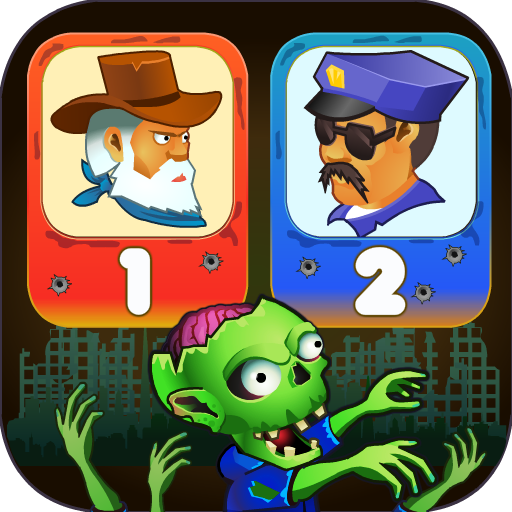 Two guys & Zombies (two-player game) 1.2.5 (MOD, Unlimited Money)